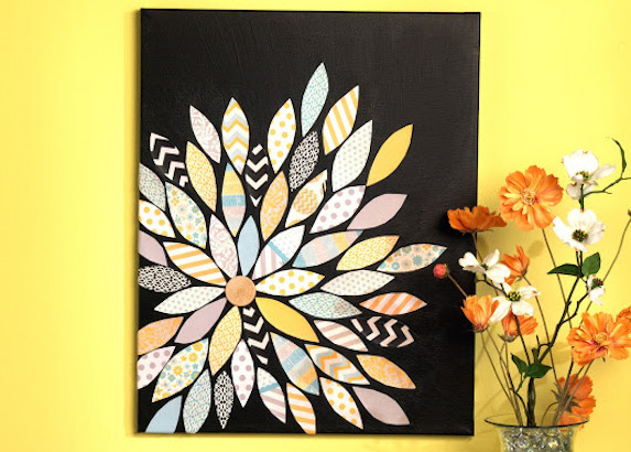 24 Awesome Diy Canvas Art Ideas Canvas Printers Online