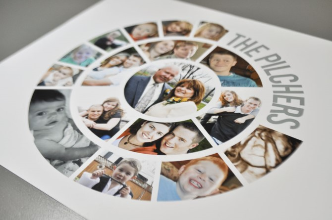 Meaningful Photo Collage Ideas Canvas Printers Online