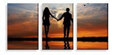 canvas photo prints -(3) 30 x 45cm