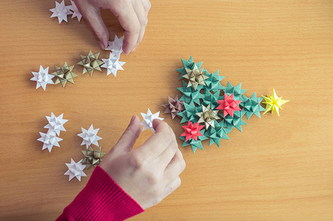 make better holiday decorations