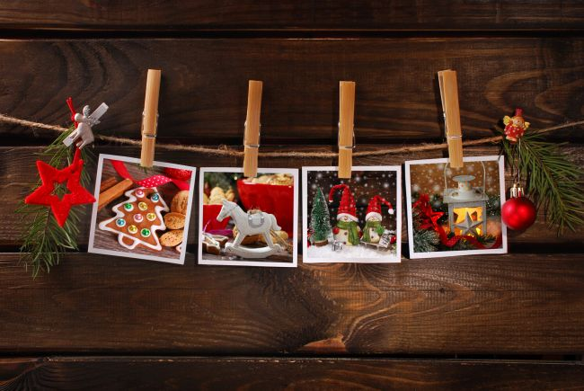 Use canvas photo prints to help decorate for any holiday.