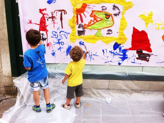 Is your child a creative child?