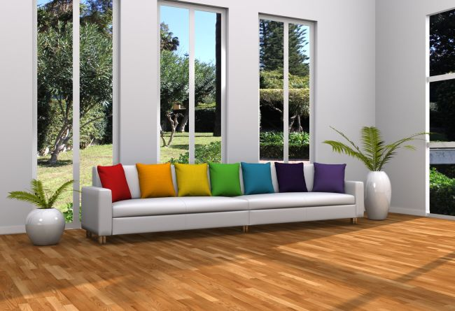 Open floorplans bring unique design challenges.