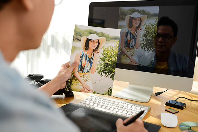 Best Free Online Photo Editors to Turn Your Pictures into Wall Art