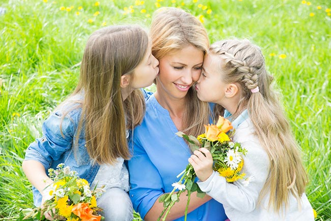 Finding the Mother's Day Moment with Canvas Prints