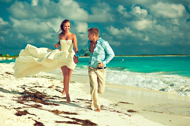 PhotoShop Disasters in Canvas Prints of Wedding Photos