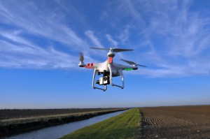 You can create professional photo prints using a quadcopter