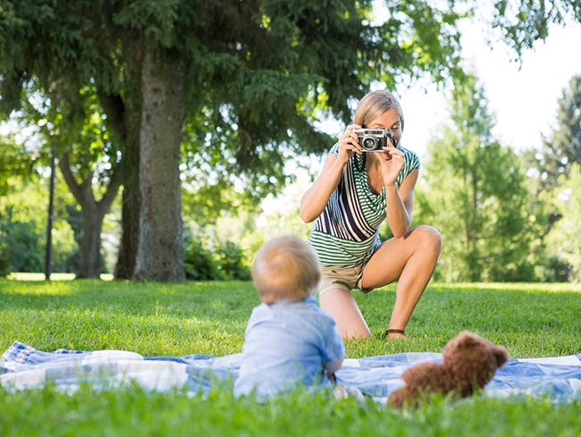 Take Better Children's Portraits for Photos on Canvas