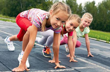 Photo Collage - Child Star - Little Athletics