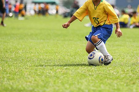 Photo Collage - Child Star - Soccer