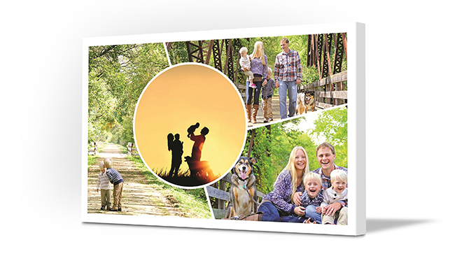 Photo Collage Maker Online - Photo Collage Maker Online - Themed Collage - Modish Collage - Family Print