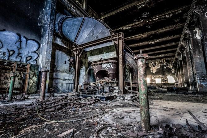 Urban Photography - Abandoned