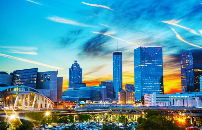 Urban Photography - Atlanta