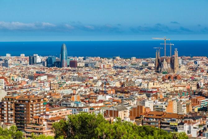 Urban Photography - Barcelona