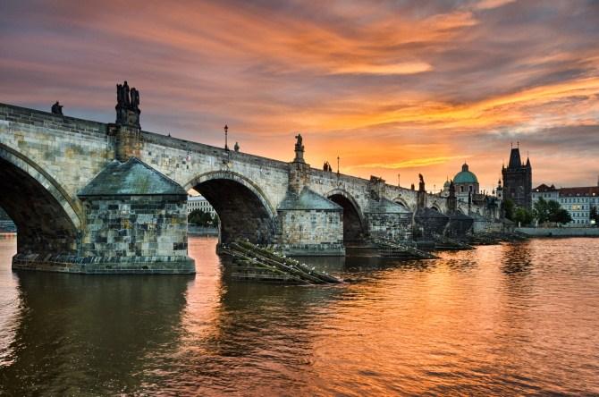Urban Photography - Charles Bridge