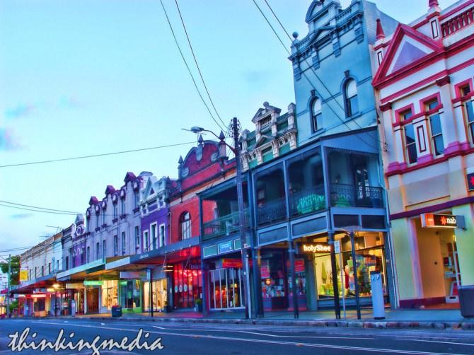 Urban Photography - Darling Street