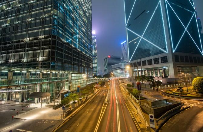 Urban Photography - Hong Kong