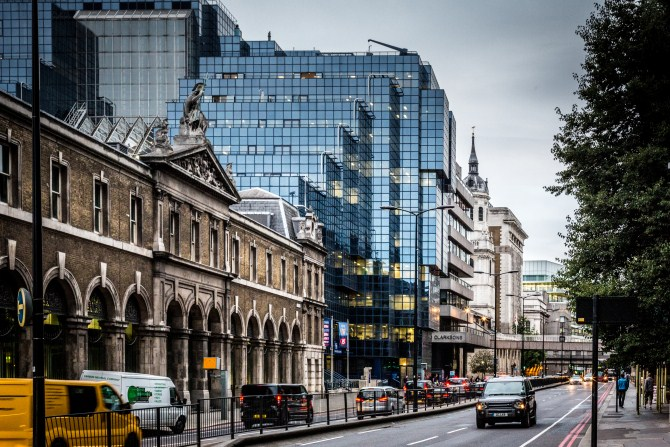 Urban Photography - London Street
