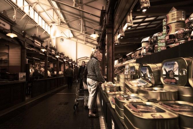 Urban Photography - Market