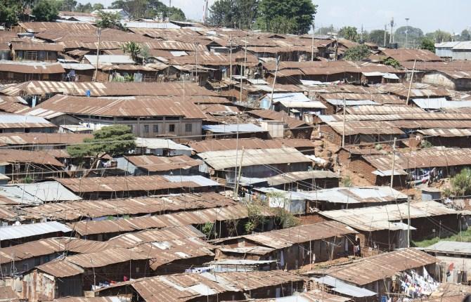 Urban Photography - Nairobi Slum