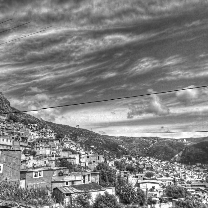 Urban Photography - Pachuca Slum