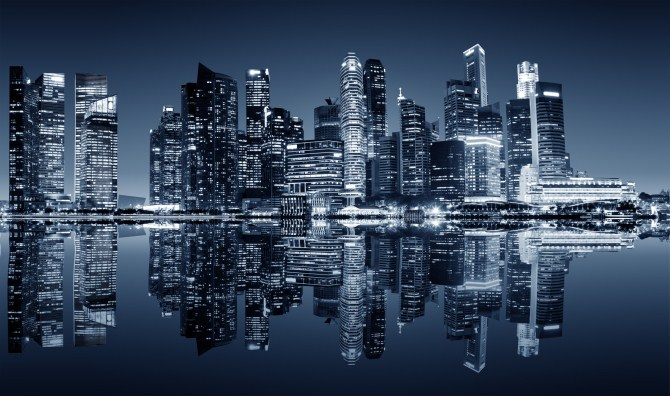 Urban Photography - Singapore