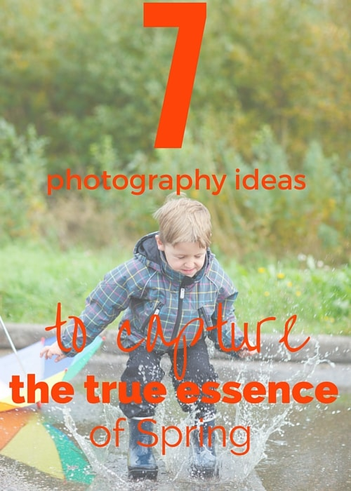 7 Photography Ideas to Capture the True Essence of Spring