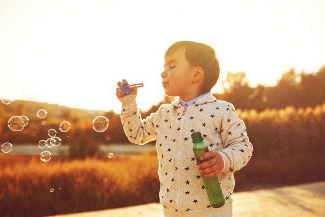 Photography Ideas - Bubbles
