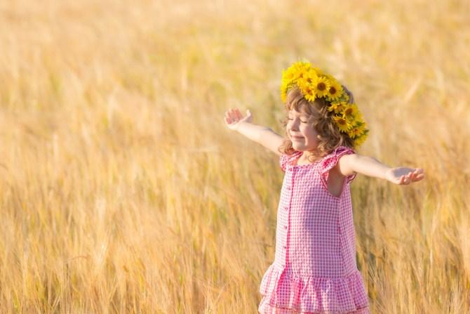 Photography Ideas - Flower Headpiece