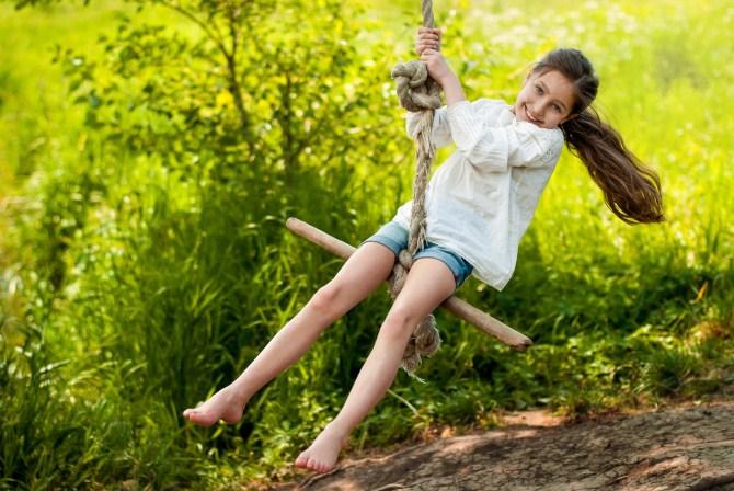 Photography Ideas - Swing