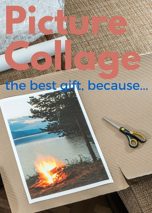 Picture Collage: The Best Gift Ever, Because...