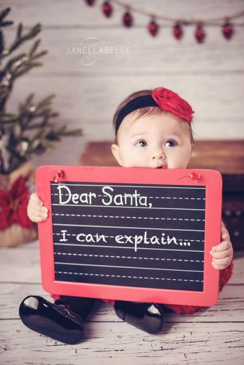 Christmas Photo Ideas - I Can Explain
