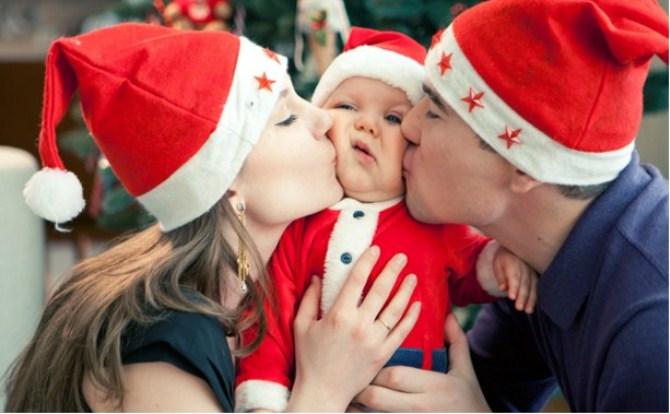 Christmas Photo Ideas - Merry Kissmass