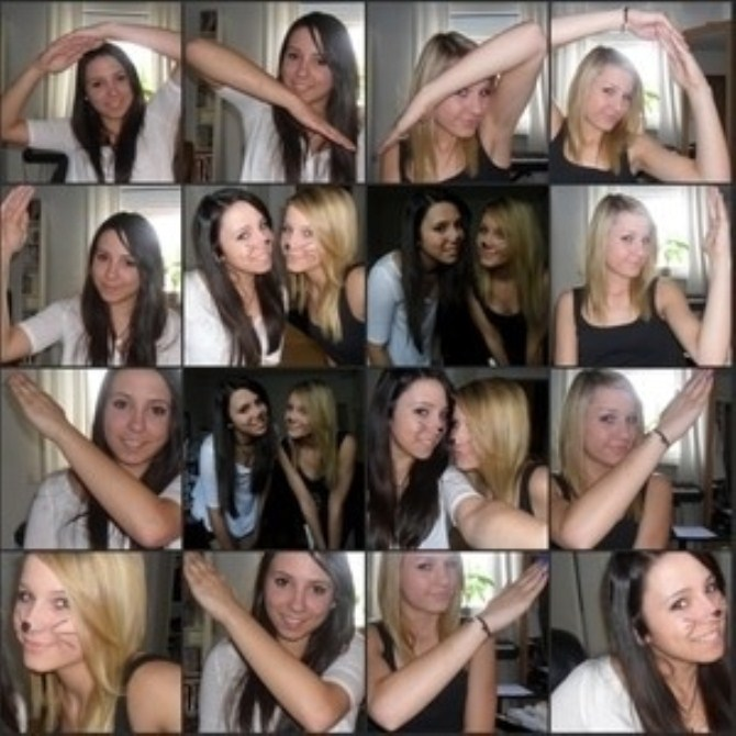 Picture Collage - Arm Heart