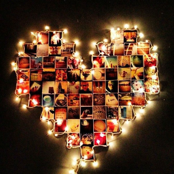 Picture Collage - Lights
