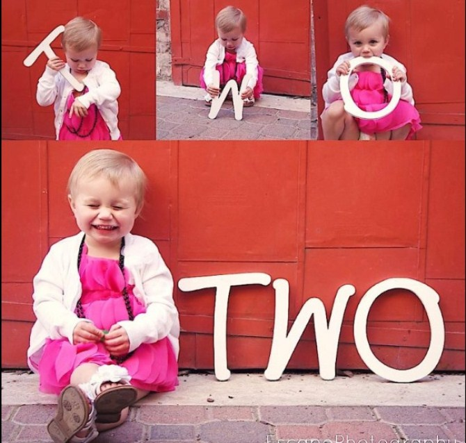 Picture Collage - Toddler