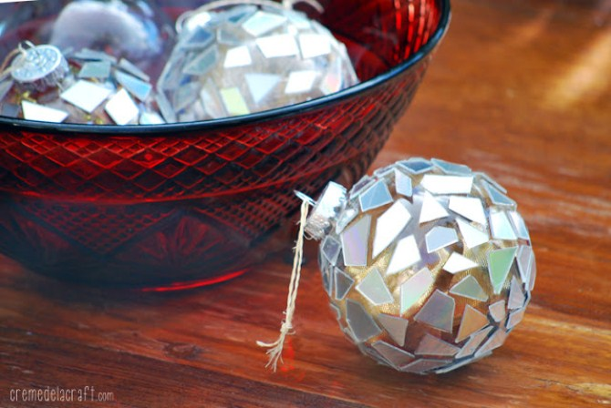 Diy Christmas Decorations - Ornament