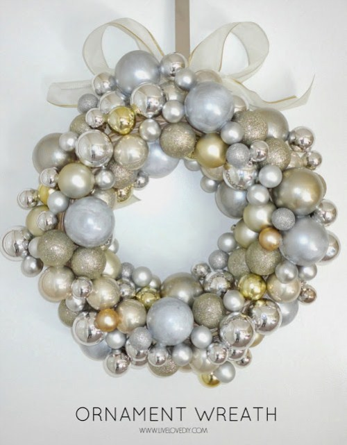 Diy Christmas Decorations - Wreath