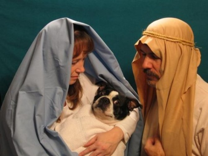 Familiy Portraits - Nativity