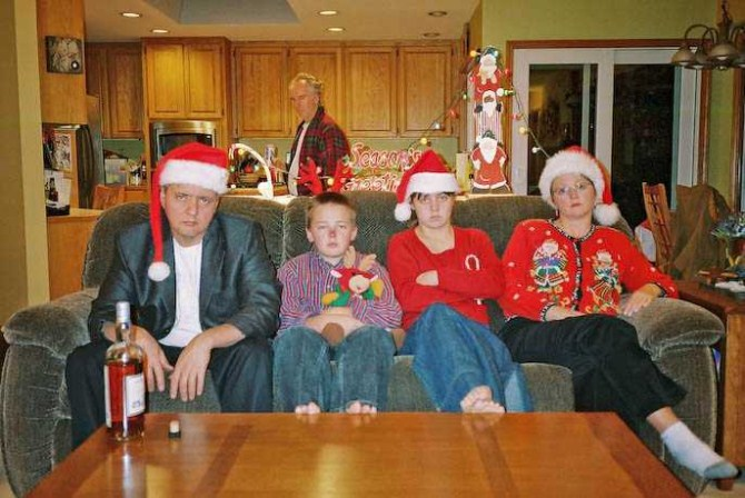 Family Portraits - Miserable Christmas