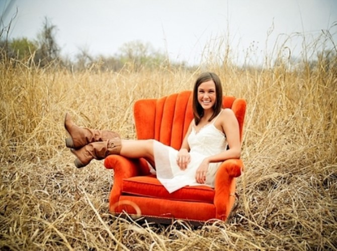 Fun Photography - An Out-Of-Place Chair