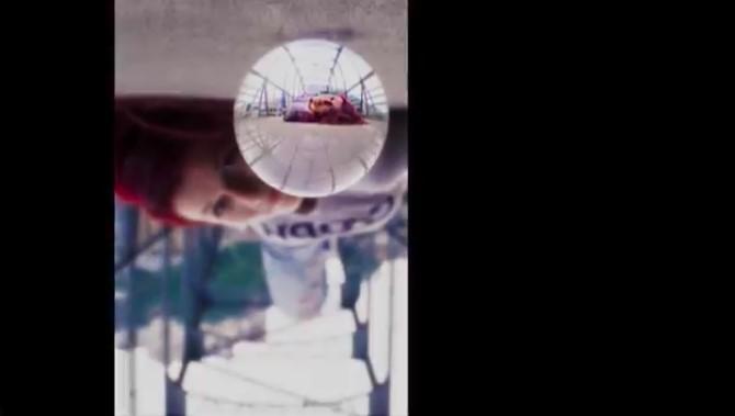 Fun Photography - Shooting Through A Glass Ball 1