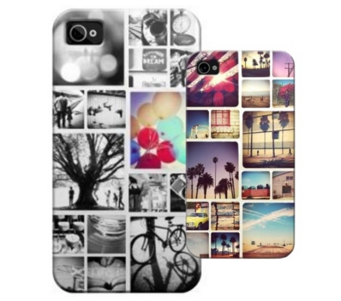 Turn Iphone Photo's Into Art - Phone Case With A Photo Collage