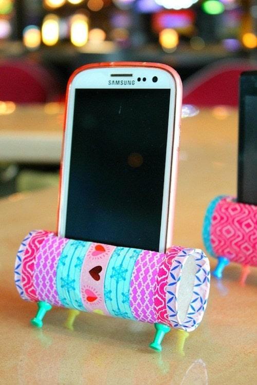 Paper Crafts - Phone Holder