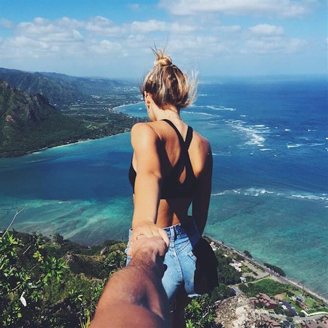 Couple Photos - Lifestyle - Follow Me