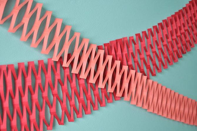 Paper Crafts - Garland