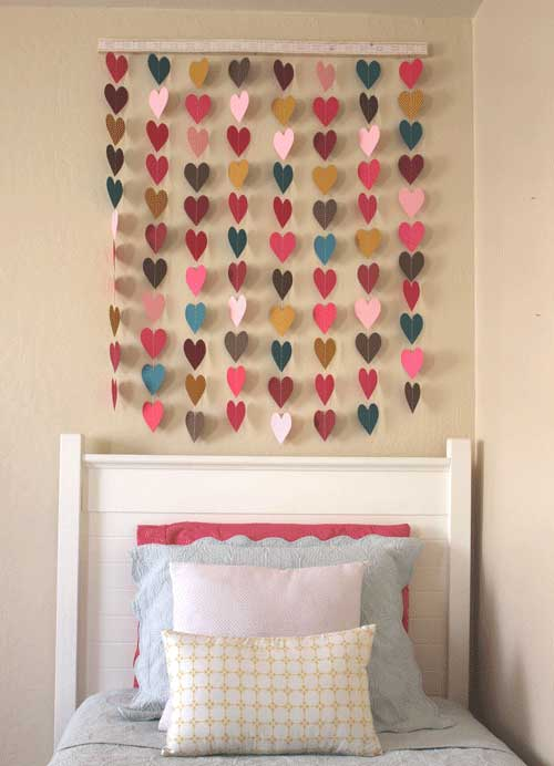 Paper Crafts - Paper Hearts