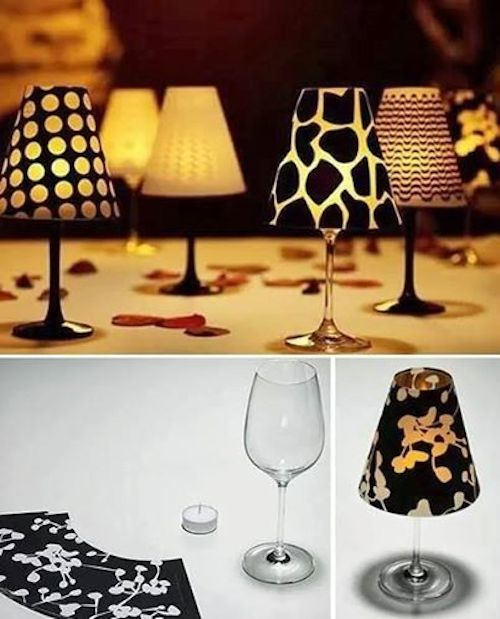 Paper Crafts - Paper Lamp