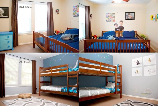 Room Makeover - Children's Bedroom