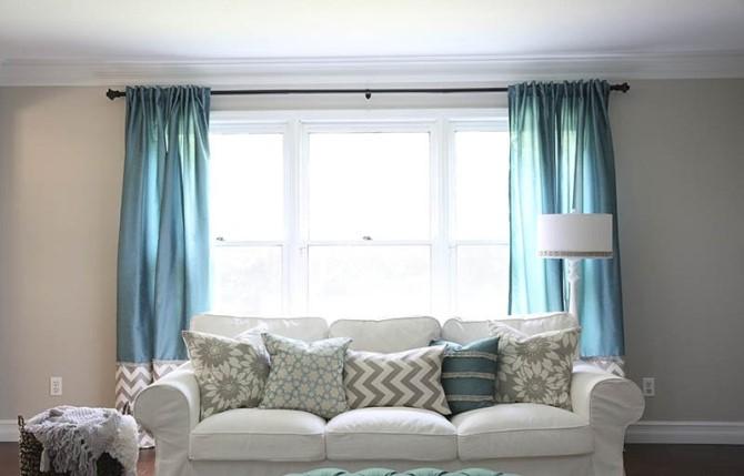 Room Makeover - Living Room